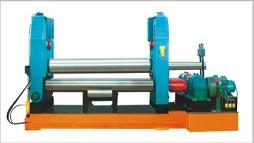 MXW11Y系列液压对称上调式三辊卷板机