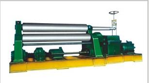 MXW11系列对称上调式三辊卷板机
