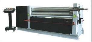 MXW11B非对称式三辊卷板机