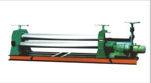 MXW01系列小型三辊卷板机