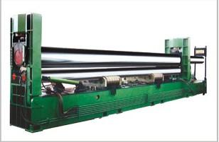 MXW11Y系列液压对称式改装车专用三辊卷板机